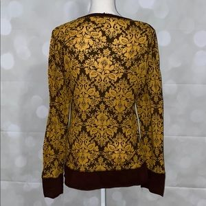 Maurices Tops - 💥5/$25💥Maurices Long Sleeve Waffle Print atop